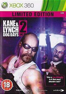 Kane & Lynch 2-MÍDIA DIGITAL XBOX 360