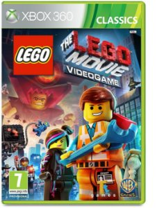 LEGO Movie Videogame-MÍDIA DIGITAL XBOX 360