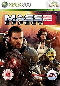 Mass Effect 2-MÍDIA DIGITAL XBOX 360