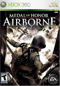 Medal of Honor Airborne-MÍDIA DIGITAL XBOX 360