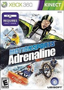 MotionSports: Adrenaline-MÍDIA DIGITAL XBOX 360