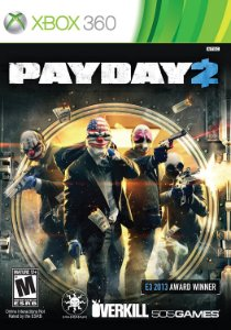 PAYDAY 2-MÍDIA DIGITAL