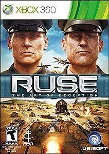 R.U.S.E.-MÍDIA DIGITAL XBOX 360