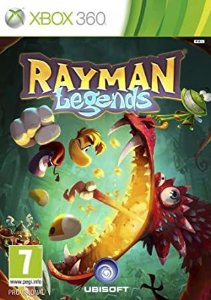 Rayman Legends-MÍDIA DIGITAL