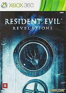 RESIDENT EVIL REVELATIONS-MÍDIA DIGITAL XBOX 360