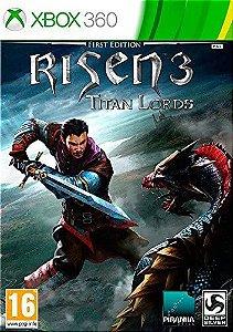 Risen 3 Titan Lords-MÍDIA DIGITAL XBOX 360