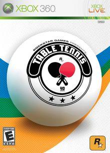 Rockstar Table Tennis-MÍDIA DIGITAL XBOX 360