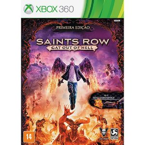 Saints Row: Gat Out of Hell-MÍDIA DIGITAL