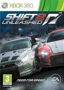 SHIFT 2 UNLEASHED™-MÍDIA DIGITAL