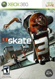 Skate 3-MÍDIA DIGITAL XBOX 360