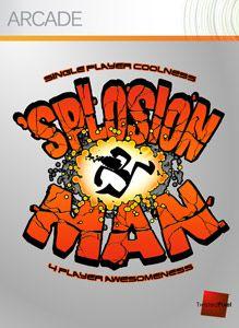 Splosion Man-MÍDIA DIGITAL XBOX 360