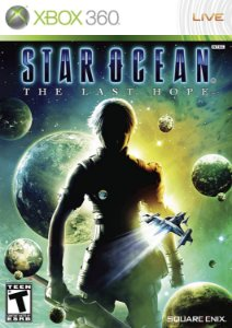 Star Ocean: The Last Hope-MÍDIA DIGITAL