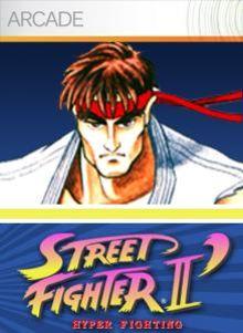 Street Fighter II' HF