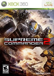 Supreme Commander 2-MÍDIA DIGITAL XBOX 360