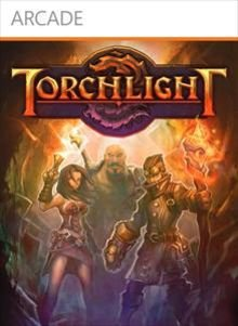 Torchlight-MÍDIA DIGITAL XBOX 360