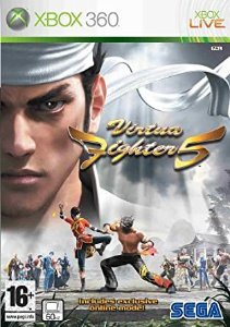 Virtua Fighter 5-MÍDIA DIGITAL