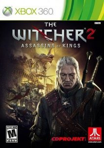 The Witcher 2-MÍDIA DIGITAL XBOX 360