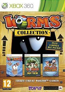 Worms Collection -MÍDIA DIGITAL