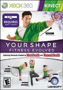 Your Shape : Fitness Evolved-MÍDIA DIGITAL XBOX 360
