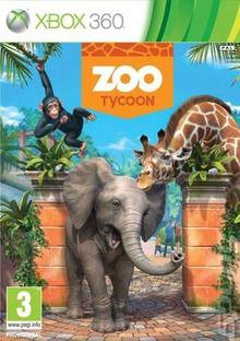 Zoo Tycoon-MÍDIA DIGITAL XBOX 360 XBOX 360