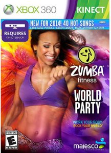 Zumba Fitness World Party-MÍDIA DIGITAL