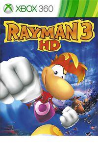 Rayman 3 HD-MÍDIA DIGITAL XBOX 360