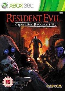 Resident Evil Operation Raccoon City MÍDIA DIGITAL XBOX 360