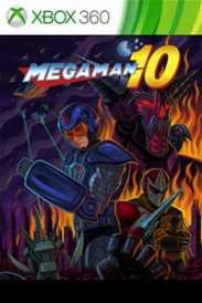 MEGA MAN 10 MÍDIA DIGITAL XBOX 360