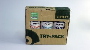 TRY-PACK Biobizz Outdoor