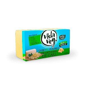Queijo Vegano Muçarela de Castanha de Cajú 300g