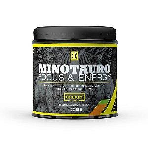 Minotauro Pré Treino - 300g (sabor laranja)