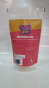 Bombons de Chocolate Vegano 50g (10 unidades)