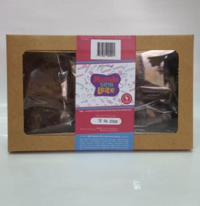 Brownie Vegano 30g