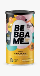 Lata Bebba Me Todo Dia Sabor Chocolate - 450g