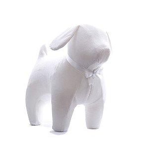Manequim Modelo Pet Branco