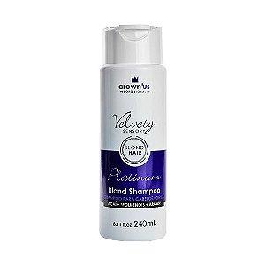 PLATINUM BLOND HAIR • Shampoo 240ml