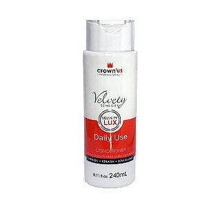 Velvety Lux • Condicionador Home Care 240ml