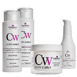 Ever Curly • Linha completa