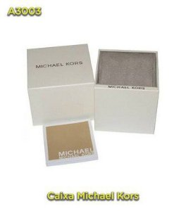 Caixa michael kors  - Branco