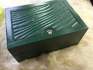 Caixa Rolex Original c/ Certificado