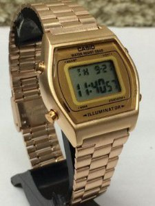 Casio vintage B640 - Rose