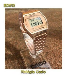 Casio Vintage Prime - Rose