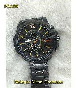 Diesel 10 bar P/AÇO - Preto e Amarelo