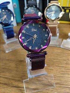 Dior pulseira ímã - Roxo