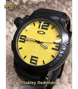 OAKLEY 1º LINHA - Preto e Amarelo