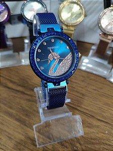Relógio feminino Swarovski - Azul
