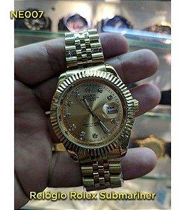 Rolex Daydate + Vedação a prova dágua