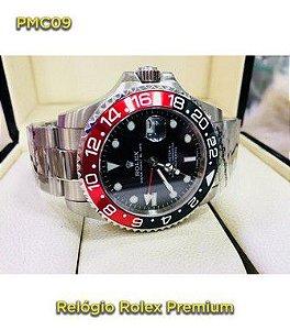 Rolex GMT - Prata