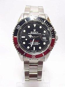 Rolex Submariner - Preto e Vermelho