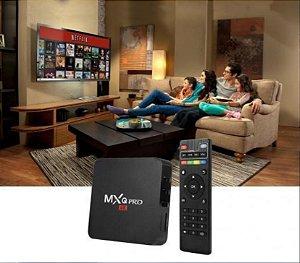TV Box - 4G Ram ,64g interna